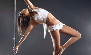 Groupon - 10 or 20 Pole Fitness Classes or One Month of Unlimited Fitness Classes at The Body Club  (Up to 77% Off) in Metro West. Groupon deal price: $39