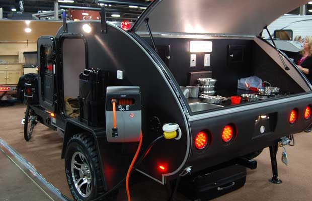 DIY Bug Out Trailer Built Your Way - The Prepper Journal