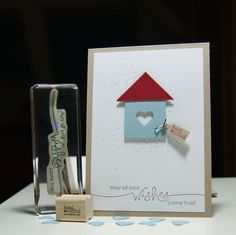 cute card - perhaps for someone moving into a new home