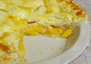 Flaky Gluten Free Pie Crust Recipe: http://glutenfreerecipebox.com/flaky-gluten-free-pie-crust-recipe/