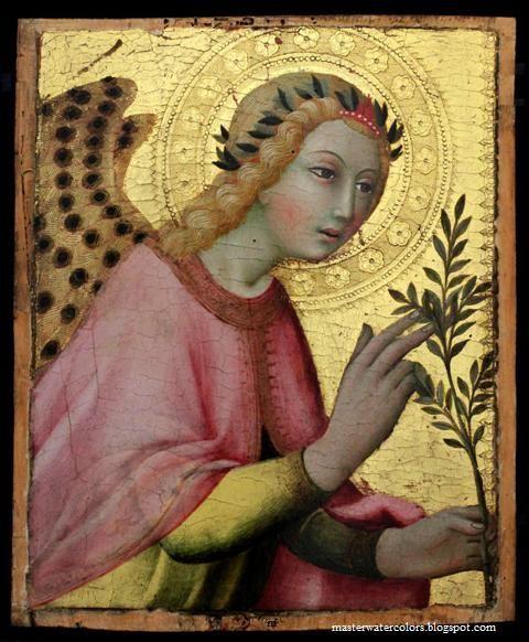 angel painting renaissance - photo #9