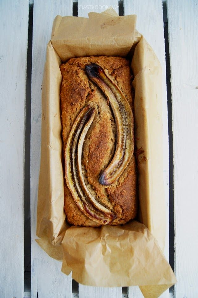 IDEALNY CHLEBEK BANANOWY | PERFECT BANANA BREAD