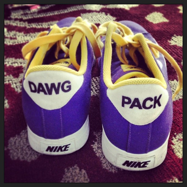 Washington State University Nike Shoes
