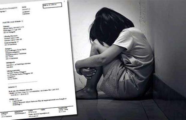 Strängnäs (Suède): un migrant condamné à 50 heures de travail d'intérêt général pour avoir violé une jeune fille de 12 ans
