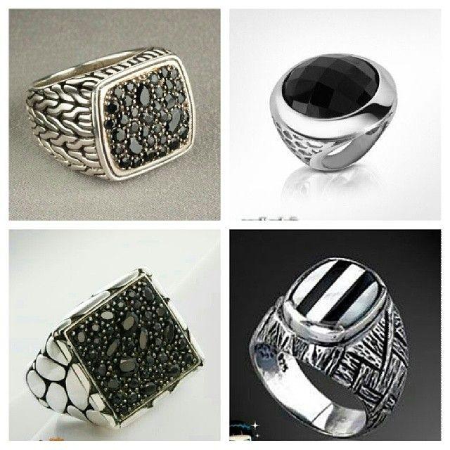 خواتم فضه رجاليه ايطالي عيار 925 Rings For Men Rings Jewelry