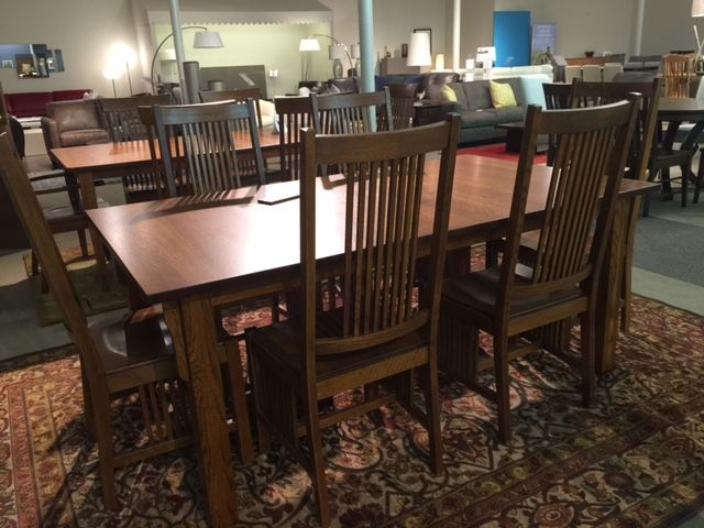 Craftsman Dining Set by Amish