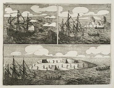 First fleets to Australia