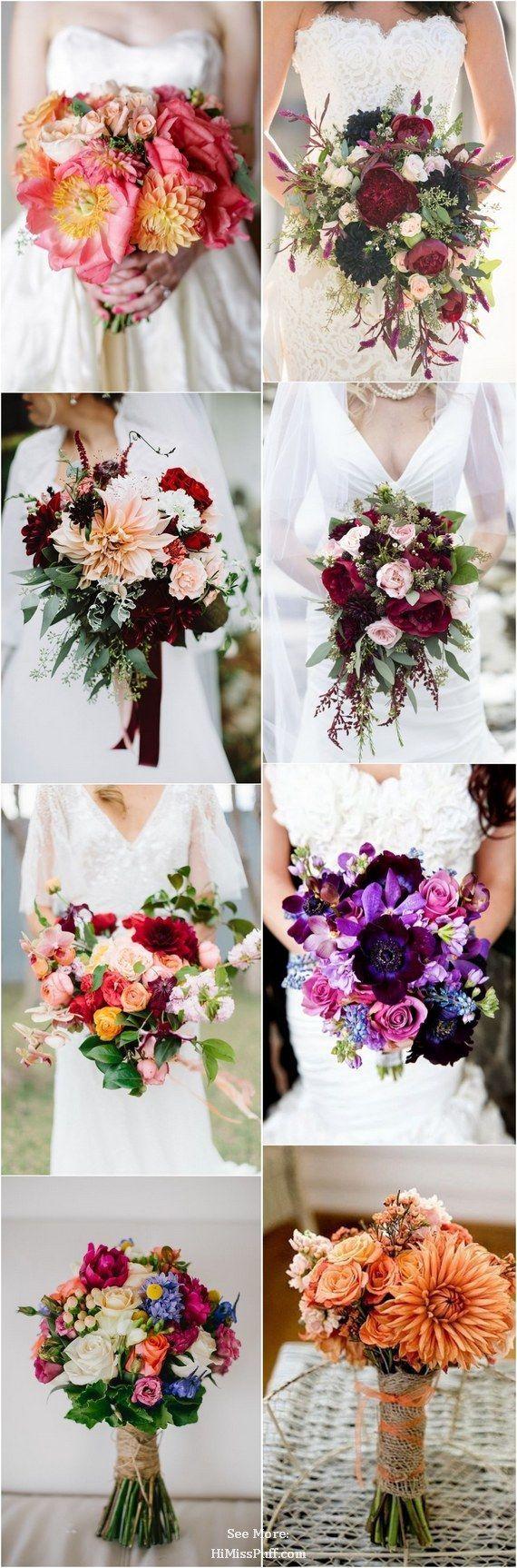 best bouquets images on pinterest bridal bouquets casamento