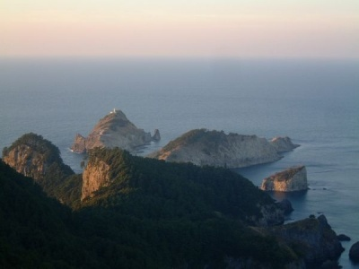 Shimane, Oki-islands. Dougo-island, Shirashima-Kaigan