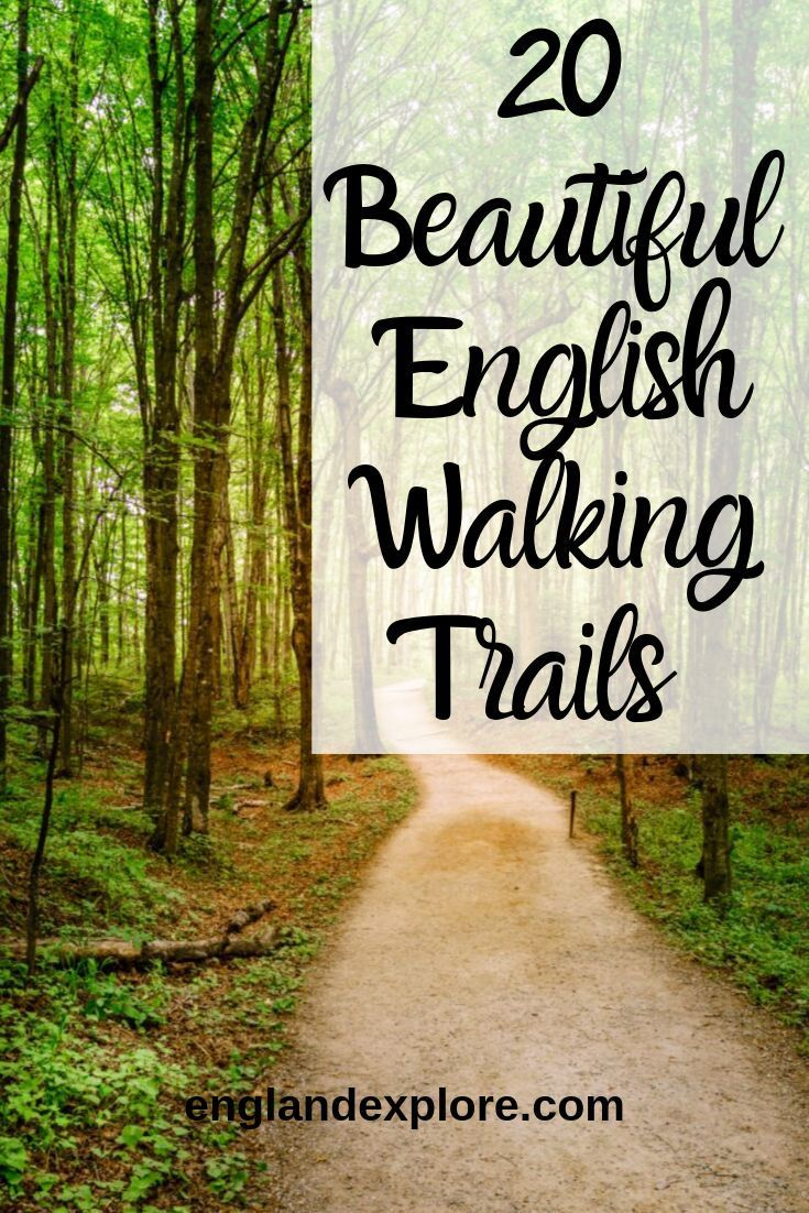 The 20 Best Walking Trails In England Walking Trails Travel
