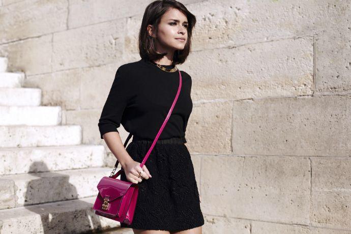 Реклама городской коллекции сумок Louis Vuitton (фото 2)