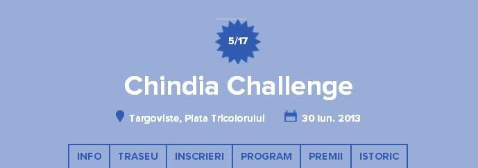 Chindia Challenge pentru iubitorii de ciclism din Dâmboviţa