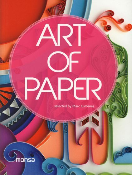 #Diseño / Ilustración, Graffiti y Toys. THE ART OF PAPER - Marc Giménez #Monsa
