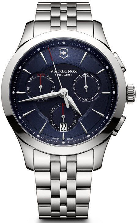 @vxswissarmy Watch Alliance #add-content #bezel-fixed #bracelet-strap-steel #brand-victorinox-swiss-army #case-material-steel #case-width-44mm #chronograph-yes #classic #date-yes #day-yes #delivery-timescale-1-2-weeks #dial-colour-blue #gender-mens #movement-quartz-battery #new-product-yes #official-stockist-for-victorinox-swiss-army-watches #packaging-victorinox-swiss-army-watch-packaging #style-dress #subcat-alliance #supplier-model-no-241746 #warranty-victorinox-swiss-army-offici...