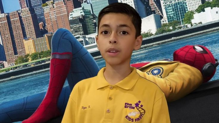 Film Review: Spider-Man -  Homecoming by KIDS FIRST! Film Critic Ryan R. #KIDSFIRST!  #Marvel  #Disney #Spiderman #SpidermanHomecoming