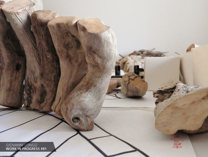 Wip n.81 / https://www.facebook.com/giovannilongo.art/ / fragile skeletons arte art scultura sculpture legno wood driftwood artecontemporanea contemporaryart