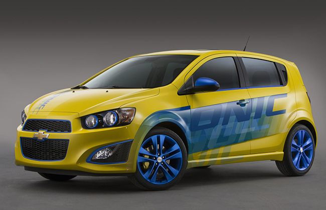 Chevrolet announces its performance lineup for 2013 SEMA Show. #ChevroletCars