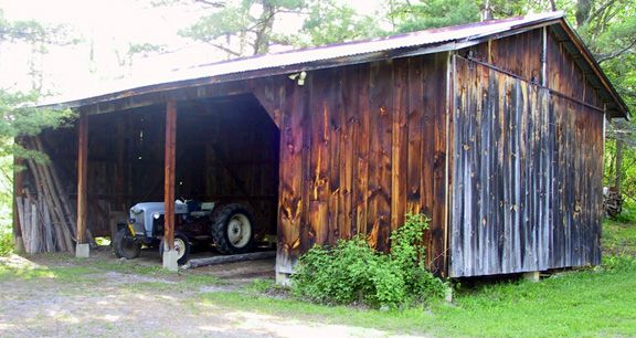1000 images about barn loafing sheds run ins on for Pole barn equipment shed