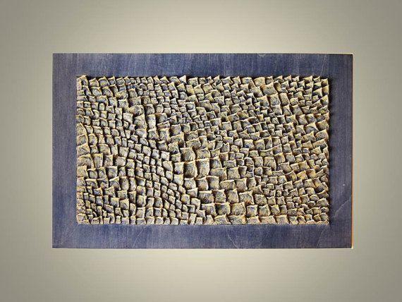 Handmade Art & Decor  - 3D Decorative Wall Panel by JeemadoDecor