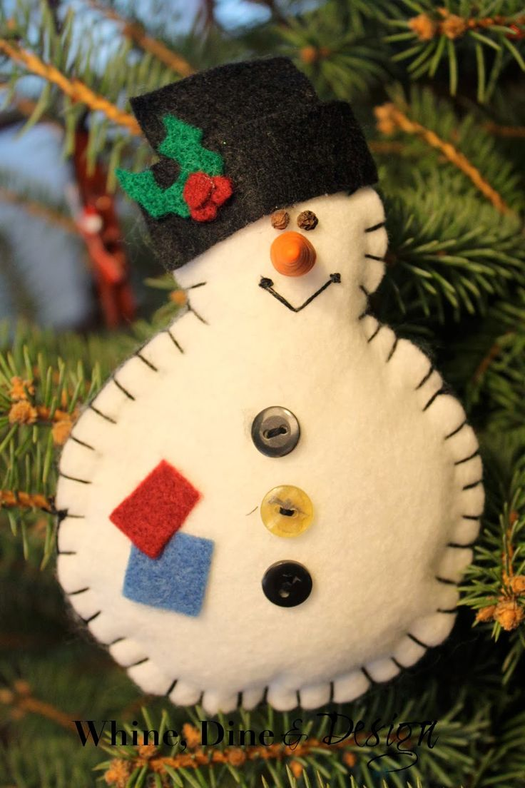 I made these ornaments years ago. Like about 20. I think they held up really well and were really easy to make. I cut the shapes...