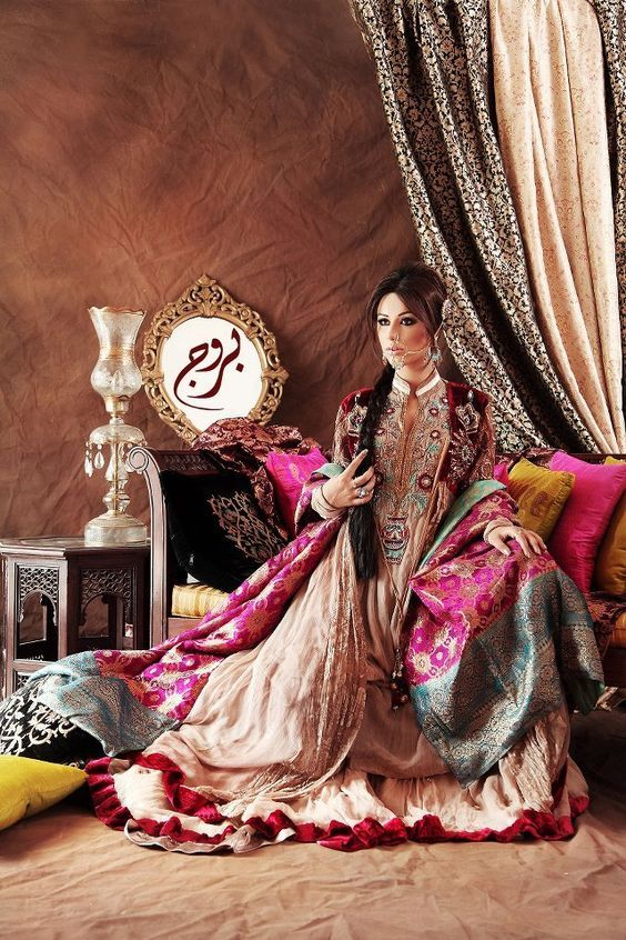 Pakistani Bridal Couture!