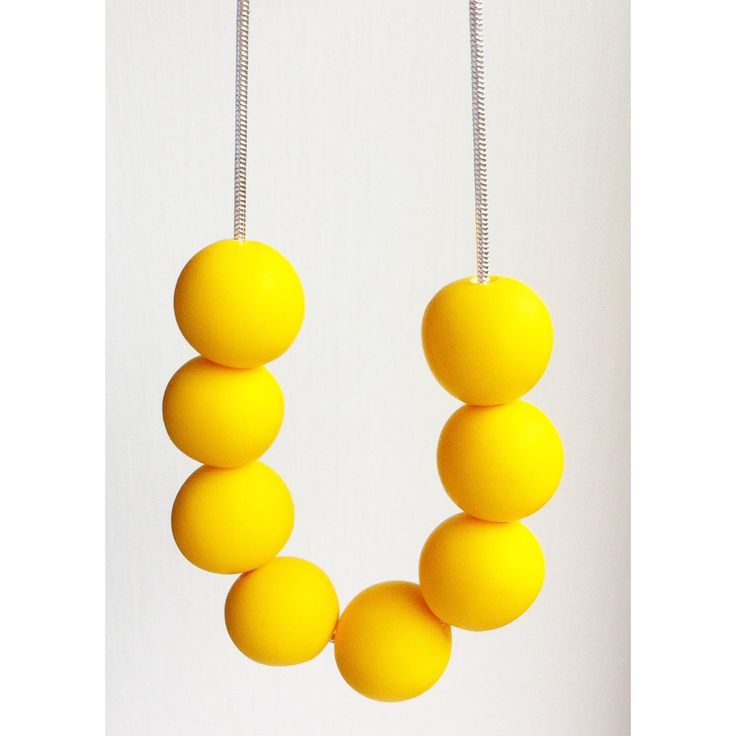 $26 Sunny Orb Necklace by Ashloc Designs on Handmade Australia www.hand-made.com.au/ashlocdesigns
