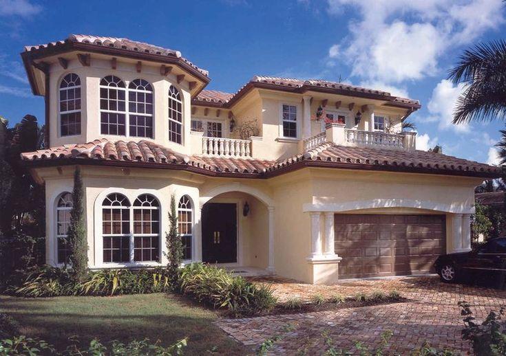 M s de 25 ideas incre bles sobre fachadas de casas for Fotos de fachadas de casas estilo californiano