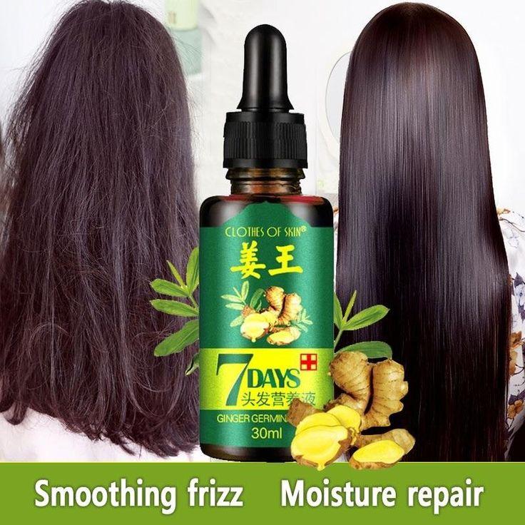 Natural AntiHair Loss Oil Dense Hair Growth Liquid in