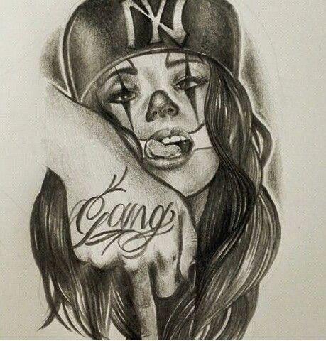 Resultado de imagen para chicano tattoo