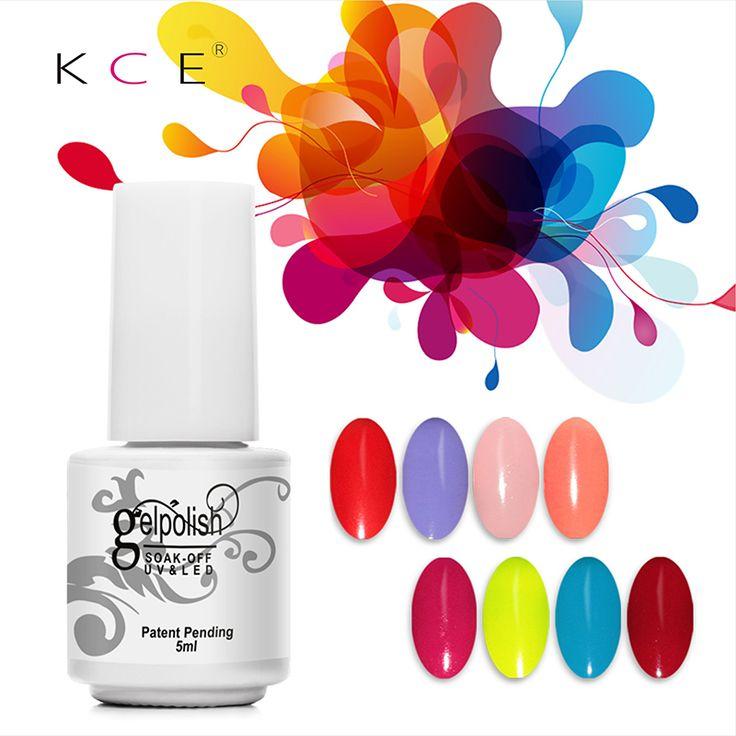 Fashion Nail tools Nail Gel Polish Gel Long-lasting  Shining Colorful Soak-off Gel Nail LED UV 5ml Hot Nail Gel 168 Colors