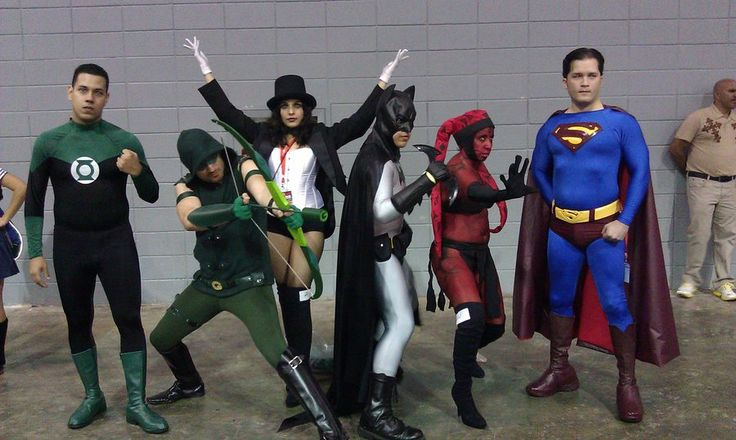 Justice League and Darth Talon by Shippuden23 on @DeviantArt