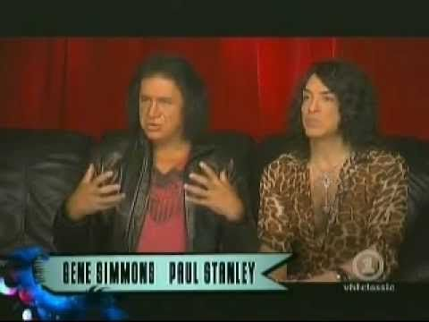Kiss   VH1 Classic Hanging With Gene Simmons and Paul Stanley Kissology ...