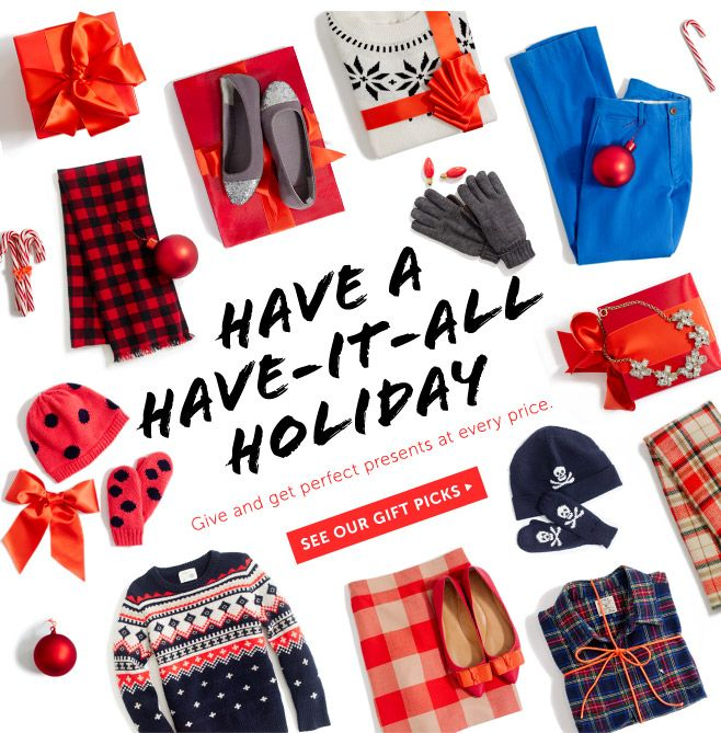 holiday flat lay | graphic design