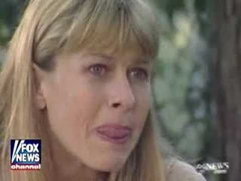 ...& that's what I want with someone.. who loves like that!  And who teaches me that too!  That to me is real life & real love.. & I can't wait to have that again with someone.  Life is FUN.. & I need to remind myself to stay away from ANYONE who takes the fun out of it!!!     Terri Irwin's first emotional TV interview on 20/20