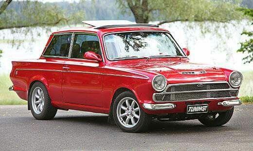 Ford Cortina (1962-1966)