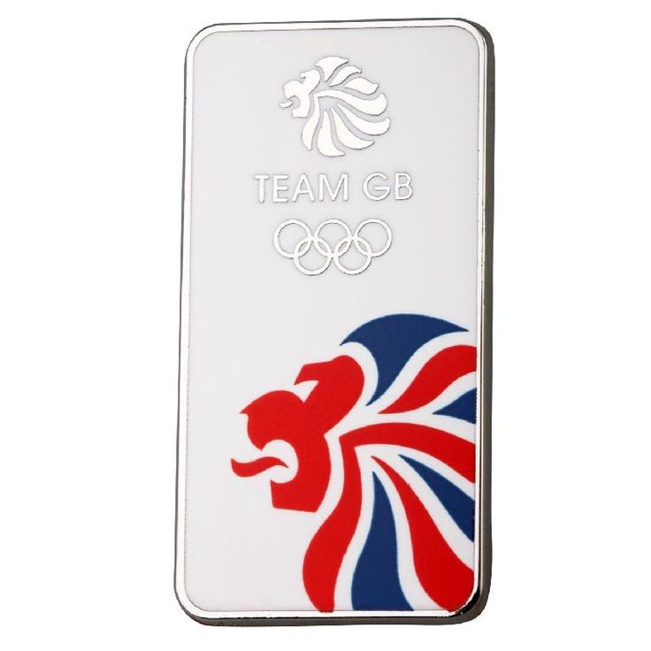 Team GB 2012 Olympic pin