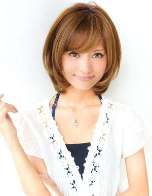 大人小顔ミディアムヘア | AFLOAT JAPANのヘアスタイル - アフロートジャパン 【銀座の美容室】 | 関東・銀座の美容室 | Rasysa(らしさ)