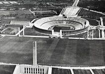 Olympiastadion, Am Glockenturm, 14053 Berlin - Westend (1936)