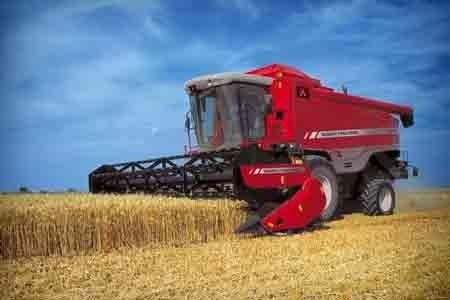 Фермеры Армении смогут приобрести сельскохозяйственную технику в лизинг по низкой процентной ставке