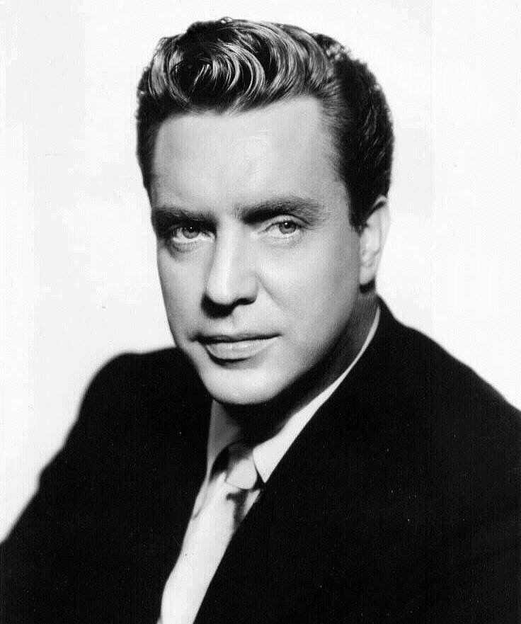 EDMOND O'BRIEN (1915 – 1985), who was born on September 10th. He appeared in almost 100 films from the 1940s to the 1970s, often playing character parts. He received an Academy Award for his supporting role in The Barefoot Contessa (1954). His other notable films include The Killers (1946), White Heat (1949), D.O.A. (1950), Julius Caesar (1953), 1984 (1956), The Man Who Shot Liberty Valance (1961), Seven Days in May (1964) – for which he received an Oscar nomination – and The Wild Bunch…