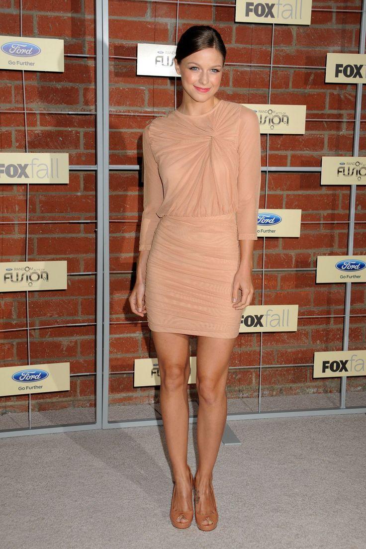 Melissa Benoist Dress