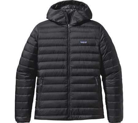 Patagonia Down Sweater Hoody - Black with FREE Shipping & Returns. When the sun dips and the wind kicks, nothing beats the warmth of down. The Down Sweater Hoody