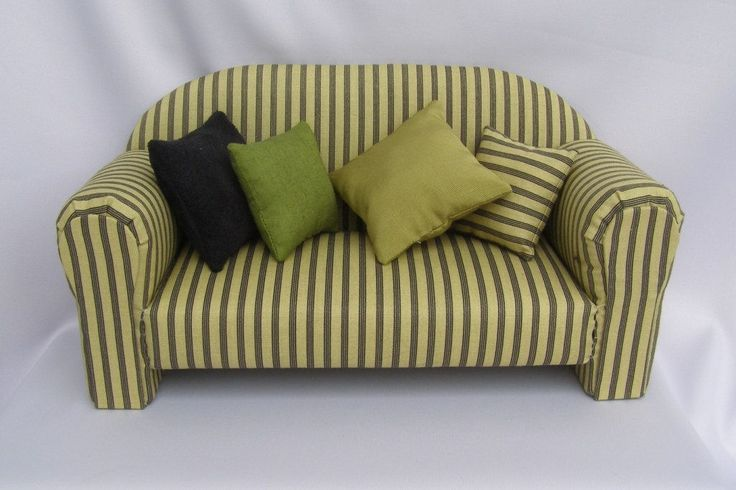 Classic Couch Sewing Pattern by Liz Fisher