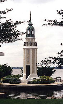 Rockwell Lighthouse, Oshkosh, WI
