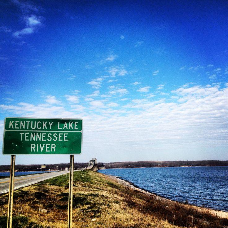 A short distance from Kentucky Lake u0026