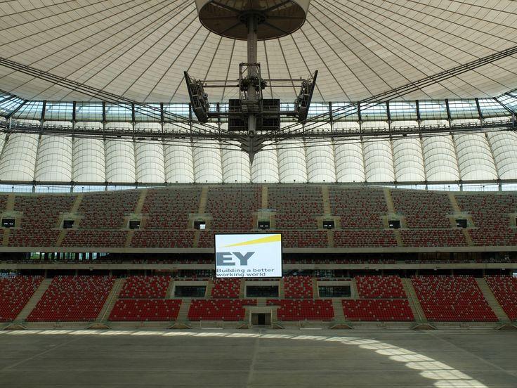 Konferencja prasowa na Stadionie Narodowym http://www.ey.com/pl/ekstraklasa