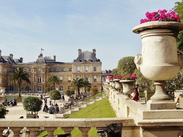 Luxemburg Palace - Paris
