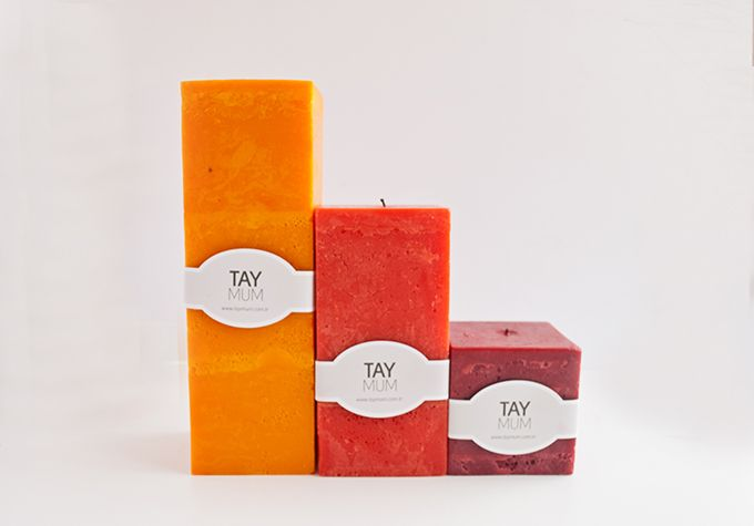 #packaging #design #taymum #candle #karbonltd
