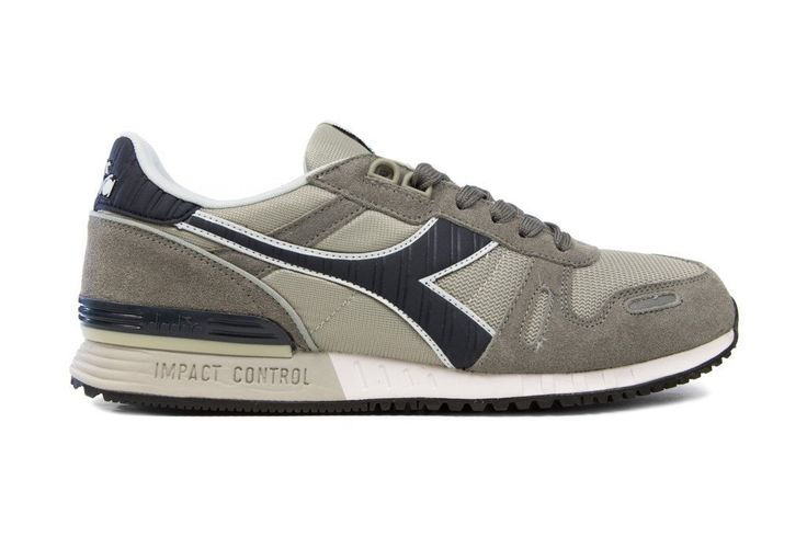 Diadora Titan II - Paloma Grey/Blue Denim