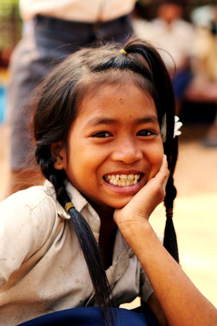 Pretty little angel #VietnamSchoolTours #littlegirl